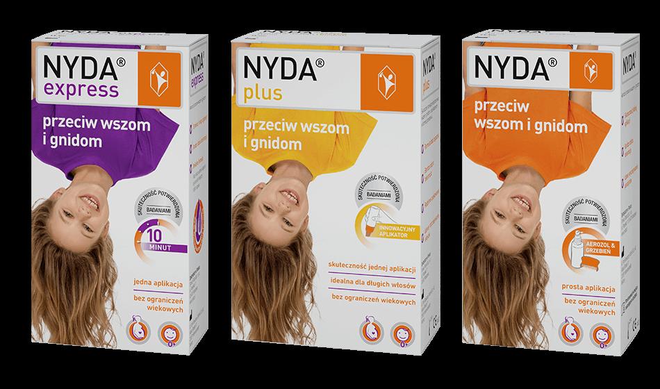 produkty Nyda
